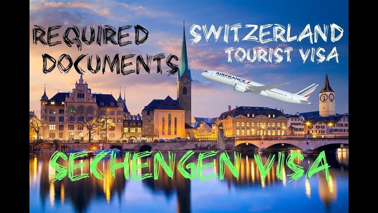 Switzerland Tourist Visa   Sechengen visa   Important Documents   Indi...