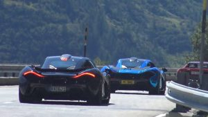 The most expensive car event in Switzerland //Supercar Owners Circle