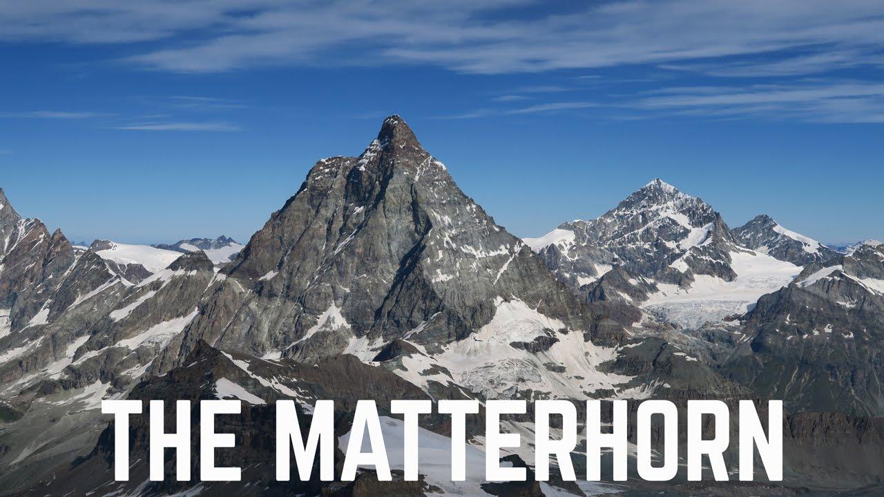 Visiting the Matterhorn in Zermatt, Switzerland   Travel Vlog