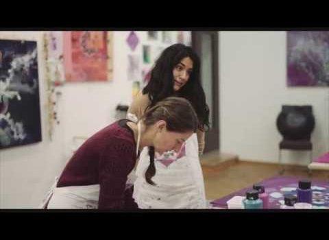 Ana Paz - Workshops and Retreats -  https://www.anapazartist.com/switz...