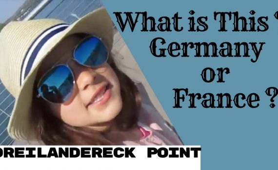 Border between Germany and France  |  Visiting Places