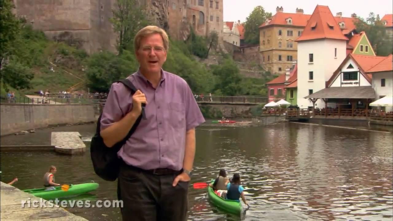 Český Krumlov, Czech Republic: Bohemia's Time-Warp Town