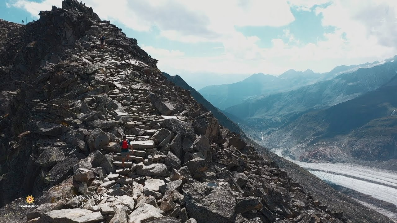 Conscious Travel Project 1.0 - Switzerland Tourism x Purpose Lab