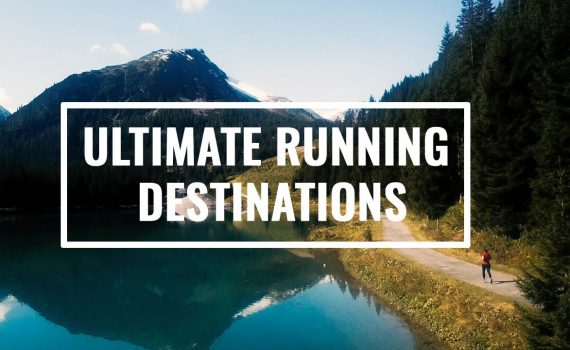 DISCOVER Ultimate Running Destinations | Arosa, Switzerland