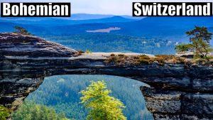 FORGET PRAGUE ! (VISIT HERE INSTEAD) - BOHEMIAN SWITZERLAND, CZECH REP...