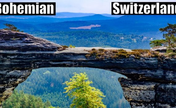 FORGET PRAGUE ! (VISIT HERE INSTEAD) - BOHEMIAN SWITZERLAND, CZECH REP...