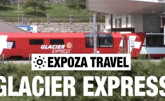 Glacier Express (Switzerland) Vacation Travel Video Guide