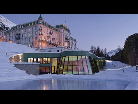 Grand Hotel Kronenhof - Pontresina, Switzerland