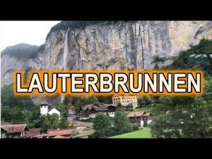 Lauterbrunnen Switzerland Tour 4K
