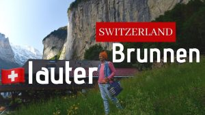 Lauterbrunnen, the most beautiful place in Switzerland   must visit in...