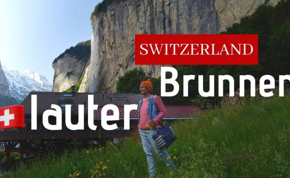Lauterbrunnen, the most beautiful place in Switzerland | must visit in...