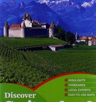 Lonely Planet Discover Switzerland (Travel Guide) by Lonely Planet, Ve... - Lonely Planet Discover Switzerland Travel Guide by Lonely Planet Ve 331x350