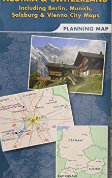 Rick Steves' Germany, Austria, and Switzerland Map: Including Berlin, ... - Rick Steves Germany Austria and Switzerland Map Including Berlin 220x350