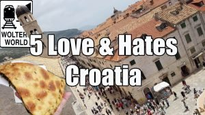 Visit Croatia: 5 Things You Will Love & Hate About Visiting Croati...