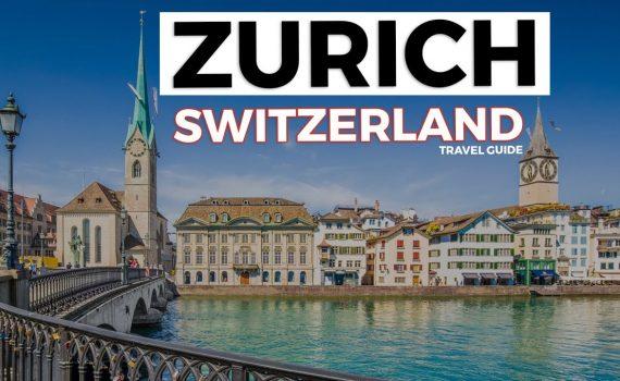 ZURICH, Switzerland (Europe) | Travel Video Guide