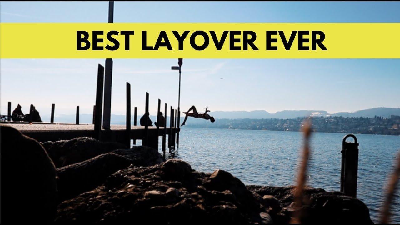 A FREE DAY IN SWITZERLAND? || 15 Hours In Zurich || Jack Smyth