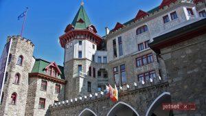 A Tour of St. Moritz, Switzerland