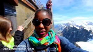 French Alps: Visiting Chamonix, France, Mont Blanc & the Mer de Gl...