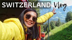 SWITZERLAND TRIP 2019   Amazing Switzerland   Zurich-Lucerne-Lauterbru...