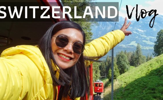 SWITZERLAND TRIP 2019 | Amazing Switzerland | Zurich-Lucerne-Lauterbru...