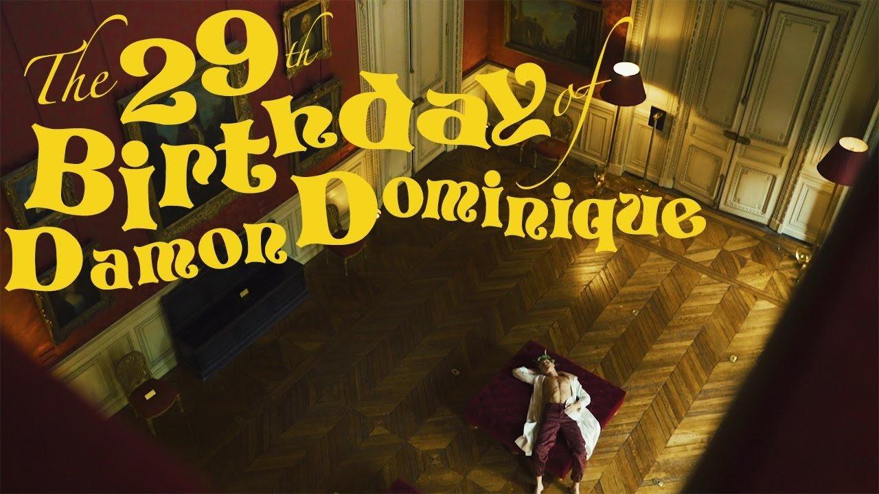 The 29th Birthday of Damon Daniel Dominique ✨