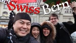 Visiting A&B in Switzerland   JennyandChi VLOG