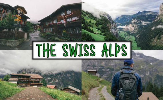 Waking Up In The Swiss Alps: Gimmelwald & Murren - Vlog #3