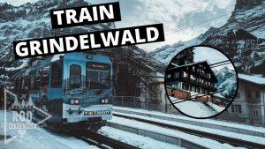 Walking Tour & train to #Grindelwald Switzerland Beautiful Village...
