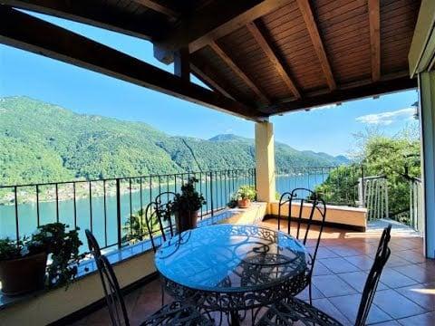 4.5 rooms, Vico Morcote-Lugano, Switzerland - visit us at: www.caseimm...