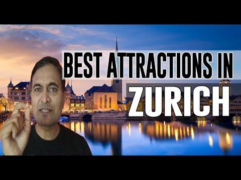Best Attractions & Things to do in Zurich, Switzerland
