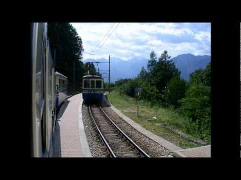 Centovallibahn Centovalli Railway - Tourism in Switzerland