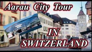 Jagi Views | Aarau City Tour | in Switzerland | it's Really Amazin...
