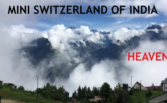 Mini Switzerland of India | Auli in August | Delhi to Auli Road Trip 2...