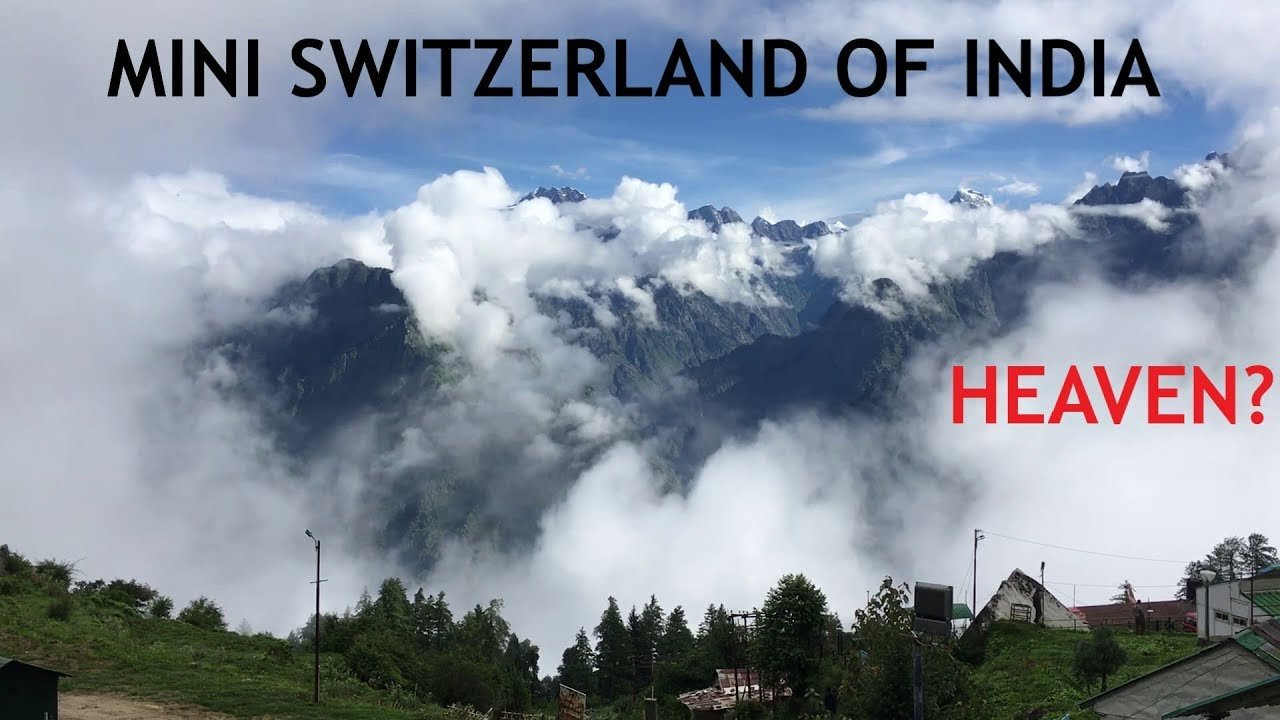 Mini Switzerland of India | Auli in August | Delhi to Auli Road Trip 2...