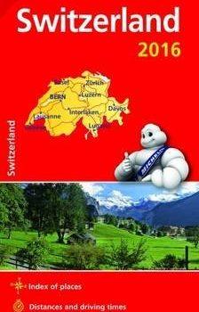Switzerland 2016 (Michelin National Maps) by Michelin (2016-01-08) - Switzerland 2016 Michelin National Maps by Michelin 2016 01 08 224x350