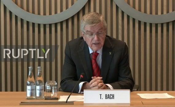 Switzerland: Bach says COVID-19 crisis might cost IOC $800M