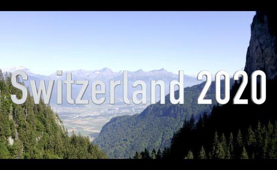 Switzerland in 4k Ultra HD