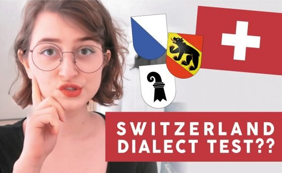 TEST YOUR SWISS DIALECT?? || life in switzerland [ENG CC]