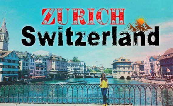 Trip to My Dream Destination - Switzerland 🇨🇭