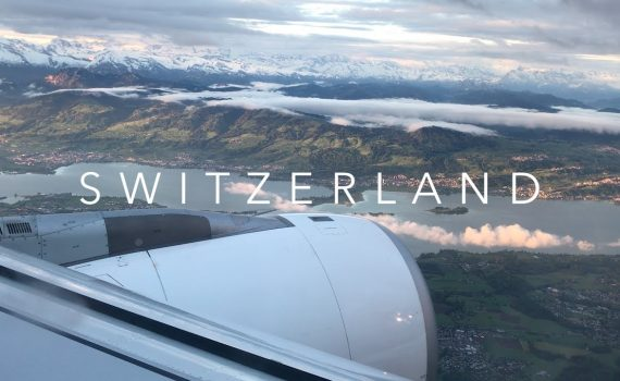 VLOG: A Trip to Switzerland - Shahnaz Saleem