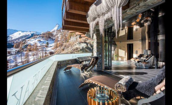 Discover CHALET ZERMATT PEAK, Switzerland in Summer