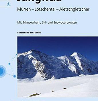 Jungfrau 264S (Ski Map) (Landeskarte Der Schweiz) by Swisstopo (2014-1... - Jungfrau 264S Ski Map Landeskarte Der Schweiz by Swisstopo 2014 1 342x350