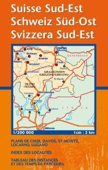 Michelin Map Switzerland: Southeast 553 (KAARTEN/CARTES MICHELIN) by M... - Michelin Map Switzerland Southeast 553 KAARTENCARTES MICHELIN by M 224x350