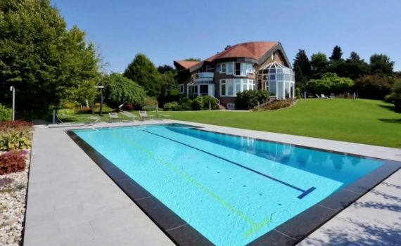 Rare. Large Estate On The Market in Lake Geneva Switzerland