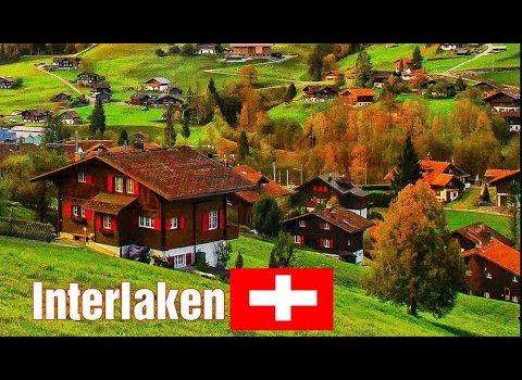 Switzerland Heaven on Earth | Interlaken | Grindelwald | Wengen | Laut...