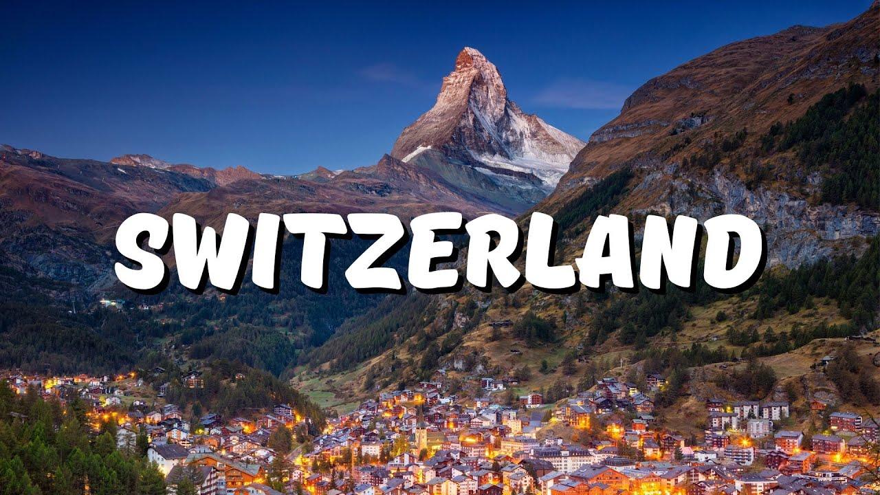 Switzerland In Winter | AD