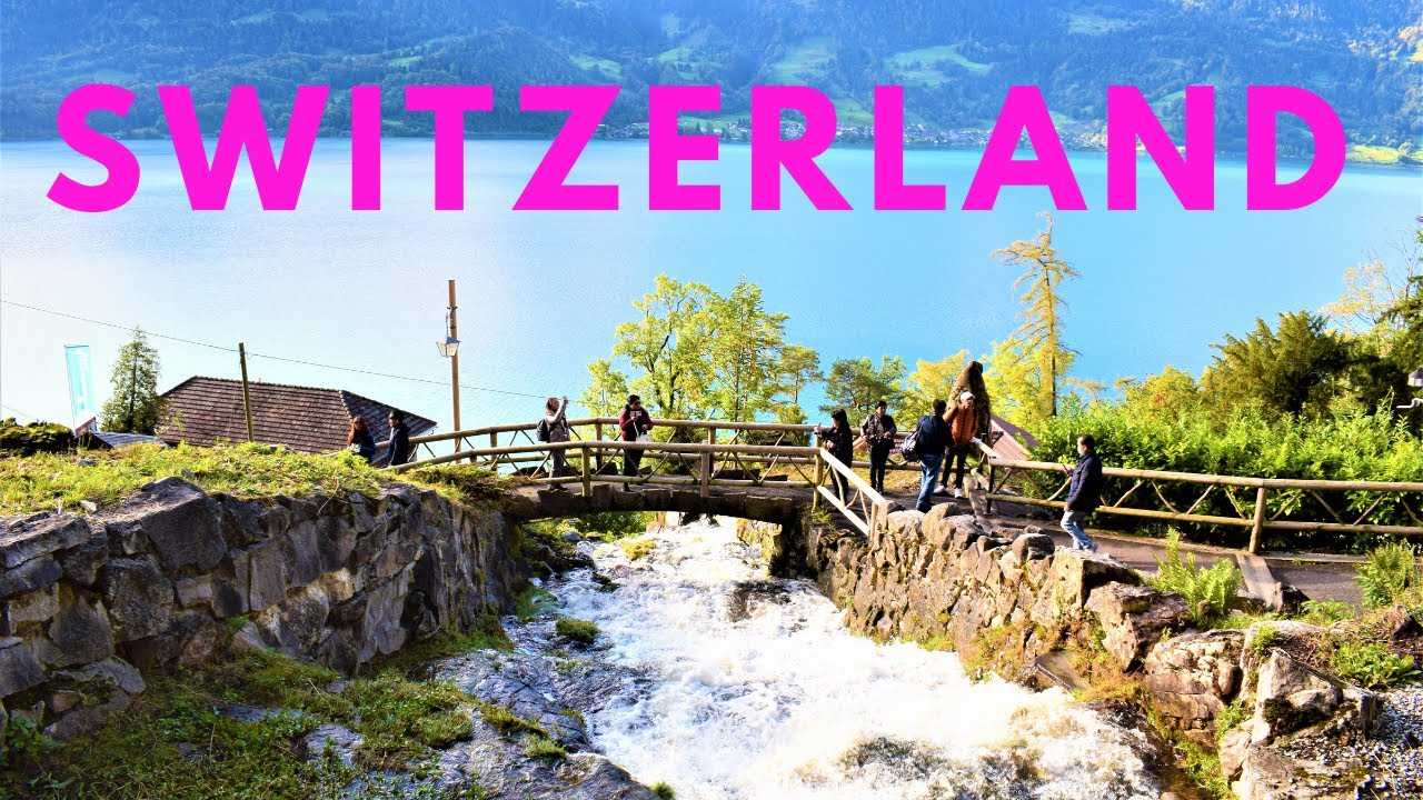 The Beauty of Switzerland   Switzerland Tourist Places   Switzerland  ...