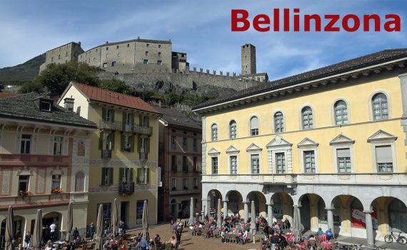 Travel guide Bellinzona, Switzerland