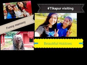 Visiting beautiful places of Tikapur by beautiful Hobbies