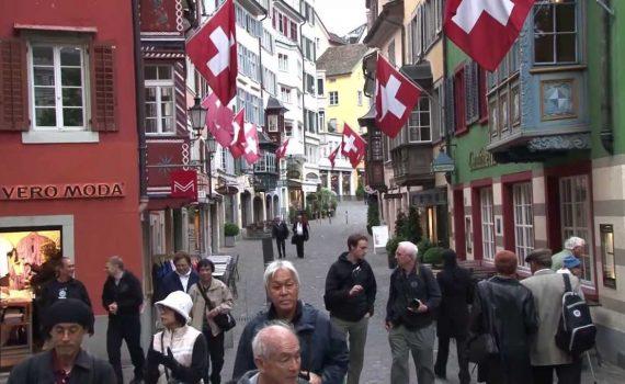Zurich, Switzerland: Old Town walking tour